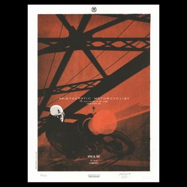Lithographie de Lorenzo Eroticolor