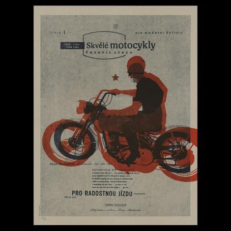 Lorenzo Eroticolor – Skvele motocyckly, Pro radostnou jizdu, 2017