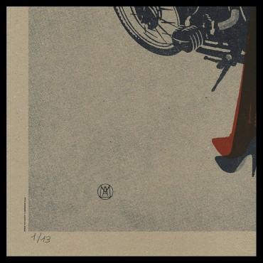 Lorenzo Eroticolor – Skvele motocyckly, Pro moderni kulturu