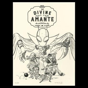 Poitevin Arnaud, Les Spectaculaires T2, La Divine Amante