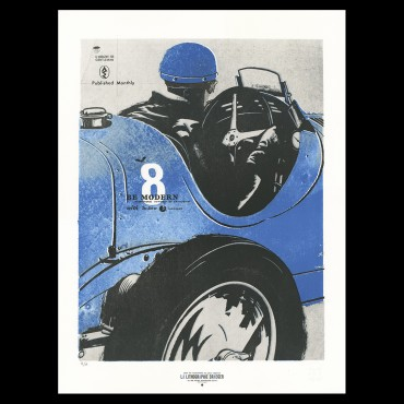 "Lorenzo Eroticolor – Bugatti - ""Automotive Art"""