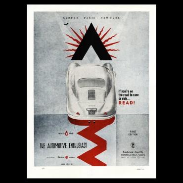 "Lorenzo Eroticolor – Porsche 356 ""Automotive Enthusiast"""