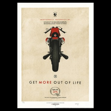 "Lorenzo Eroticolor – Guzzi - ""Get More Out Of Life"""