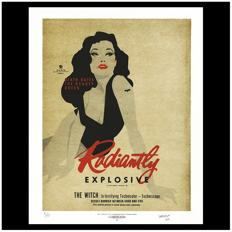 Lorenzo Eroticolor - RADIANTLY EXPLOSIVE