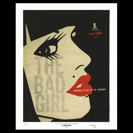 Lorenzo Eroticolor - THE BAD GIRL
