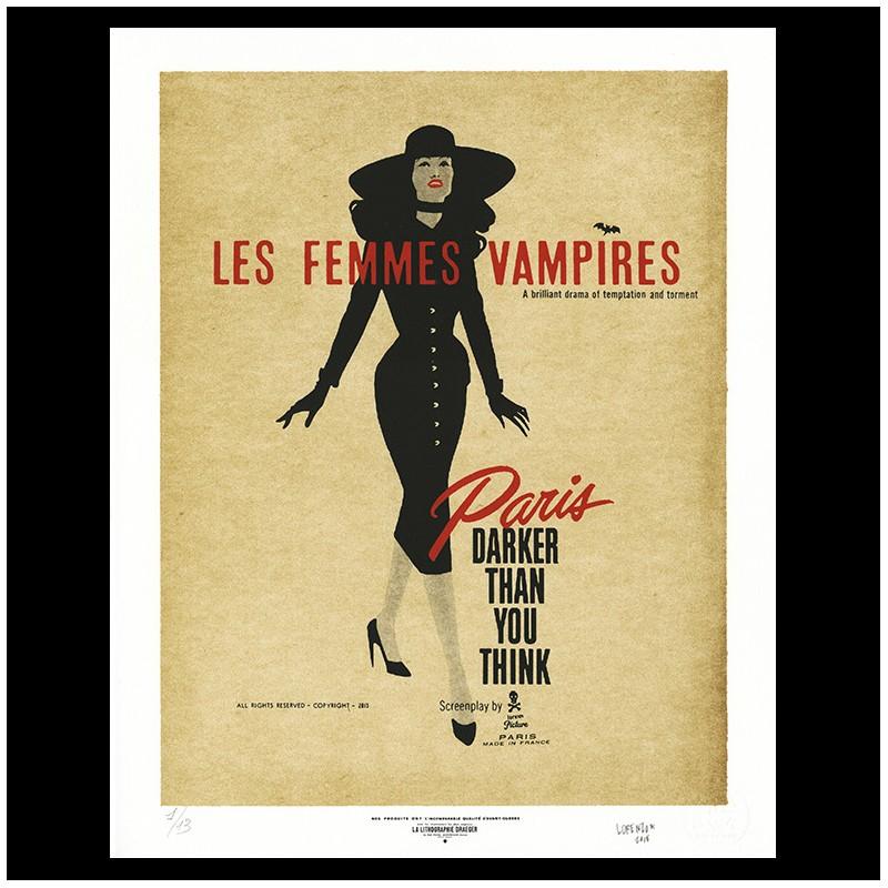 Lorenzo Eroticolor - LES FEMMES VAMPIRES