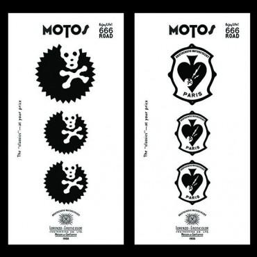 Stickers by Lorenzo