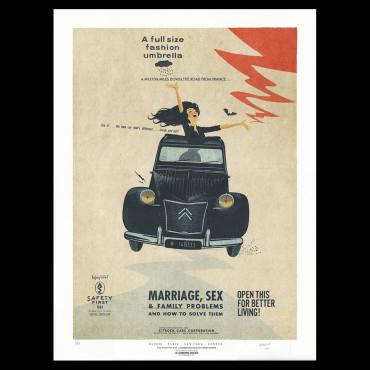"Lorenzo Eroticolor – 2CV - Citroën Cars Corporation - ""Automotive Enthusiast"""