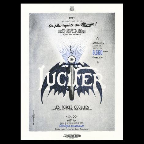 "Lorenzo Eroticolor -  Lucifer - ""La plus rapide du Monde !"""