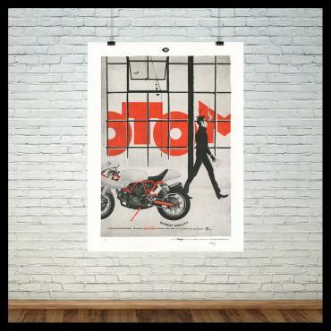"Lorenzo Eroticolor – HEROES - ""Ducati Speed Age"""