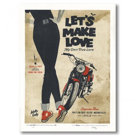 "Lorenzo Eroticolor ""Let's Make love"""