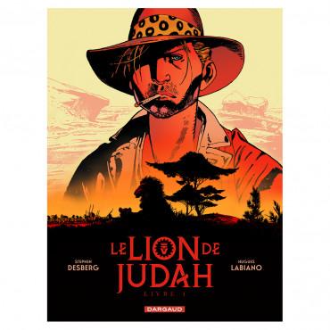 Hugues Labiano, Naïsha, Le lion de Judah, 2020