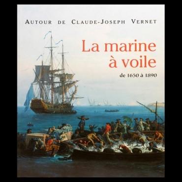 La Marine à voile de 1650 à 1890