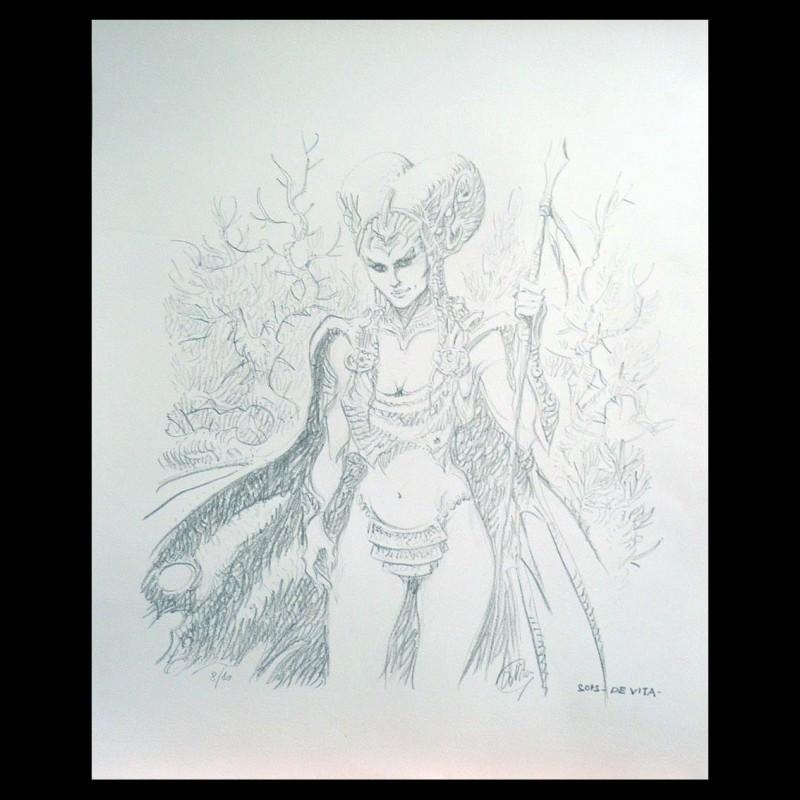 Giulio de Vita, Les Mondes de Thorgal