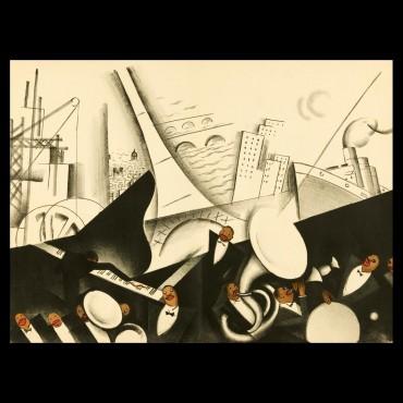 Le Tumulte Noir, Paul Colin, Joséphine Baker, Éditions Anthèse