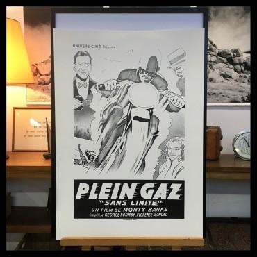 """Plein Gaz, """"Sans limite"""""""