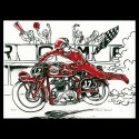 "Tizzoni Frank ""Café Racer"""