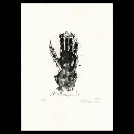Mark Brusse, lithographie, Éditions Anthèse, Paris